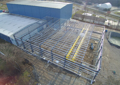 Arco Industries - Guardian Construction Project