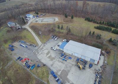 B&B Oilfield Equipment Corporation - Guardian Construction Project