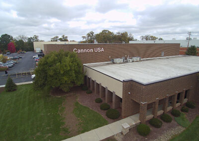 Cannon USA - Guardian Construction Project