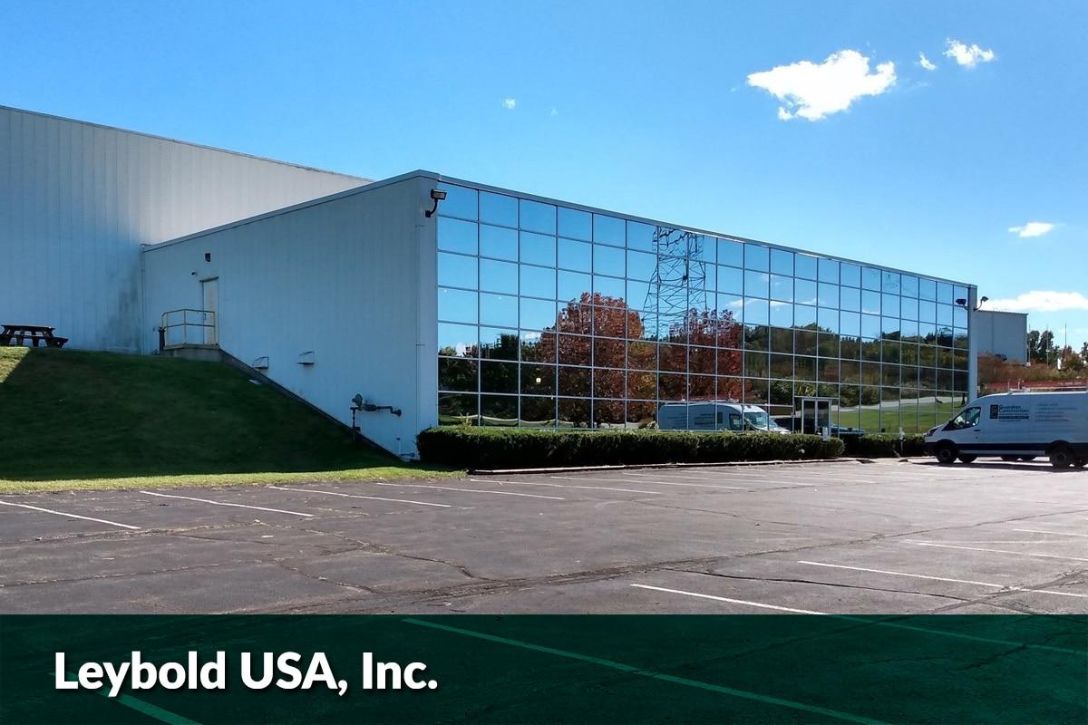 Leybold USA, INC. - Guardian Construction Project