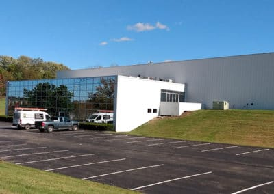 Leybold USA, INC. - Guardian Construction Project