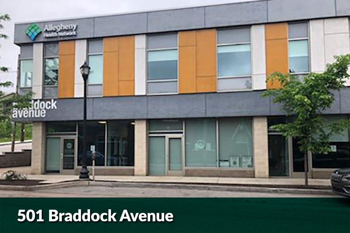 501 Braddock Avenue - Guardian Construction Project