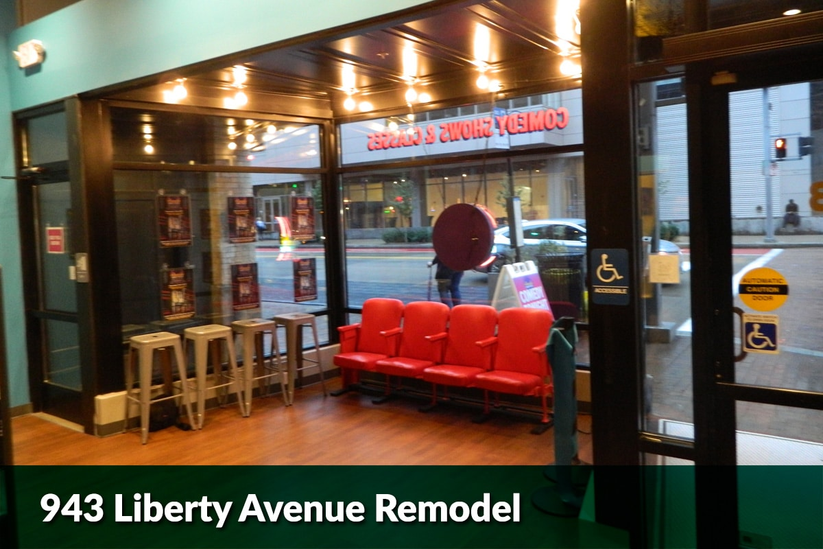 943 Liberty Avenue Remodel - Guardian Construction Project