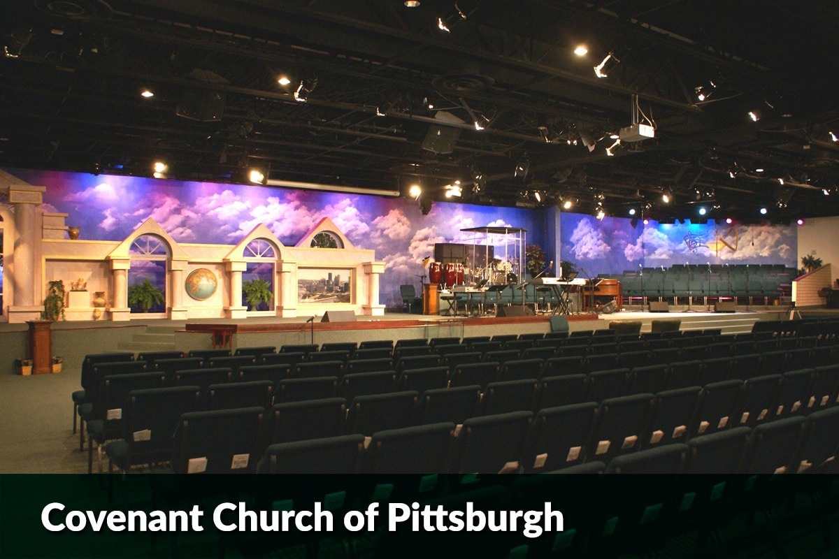 Covenant Church of Pittsburgh - Guardian Construction Project