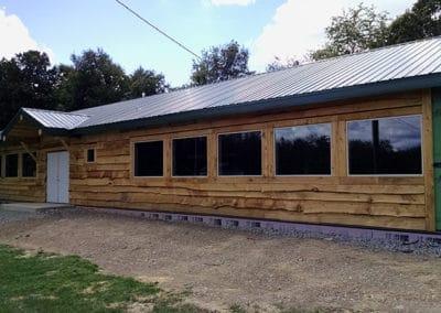 Tarentum District Sportsmen's Club New Club House - Guardian Construction Project