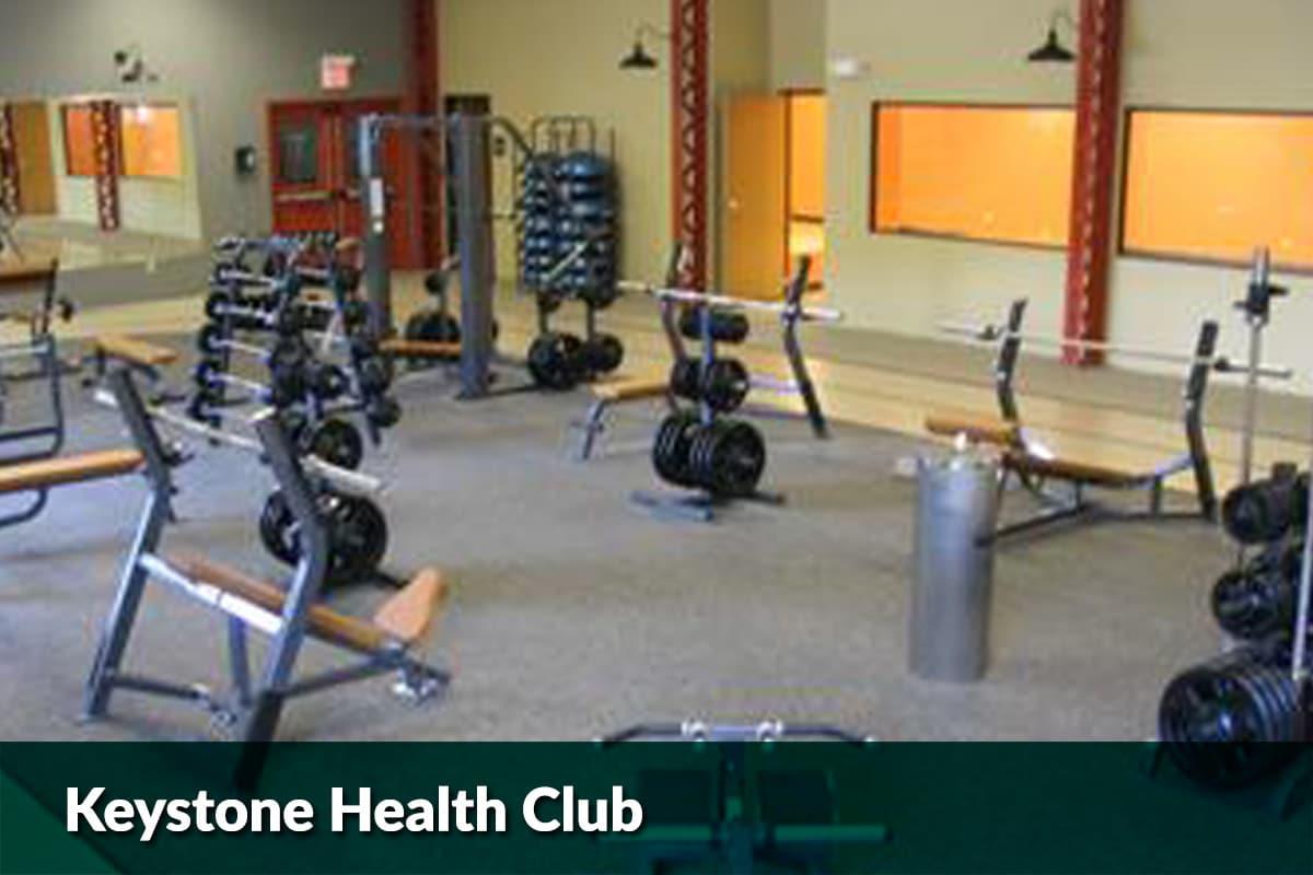 Keystone Health Club - Guardian Construction Project