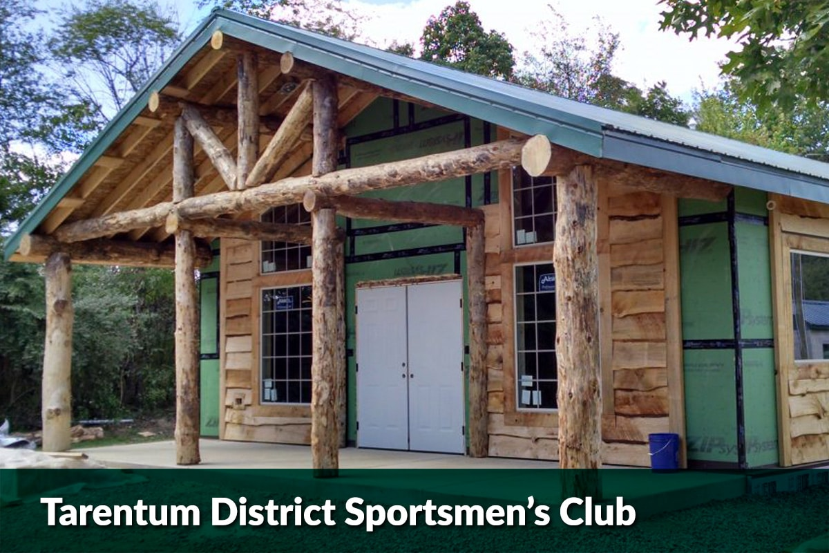 Tarentum District Sportsmen's Club New Club House - Guardian Construction Project