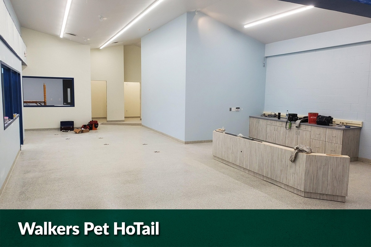 Walkers Pet HoTail - Guardian Construction Project