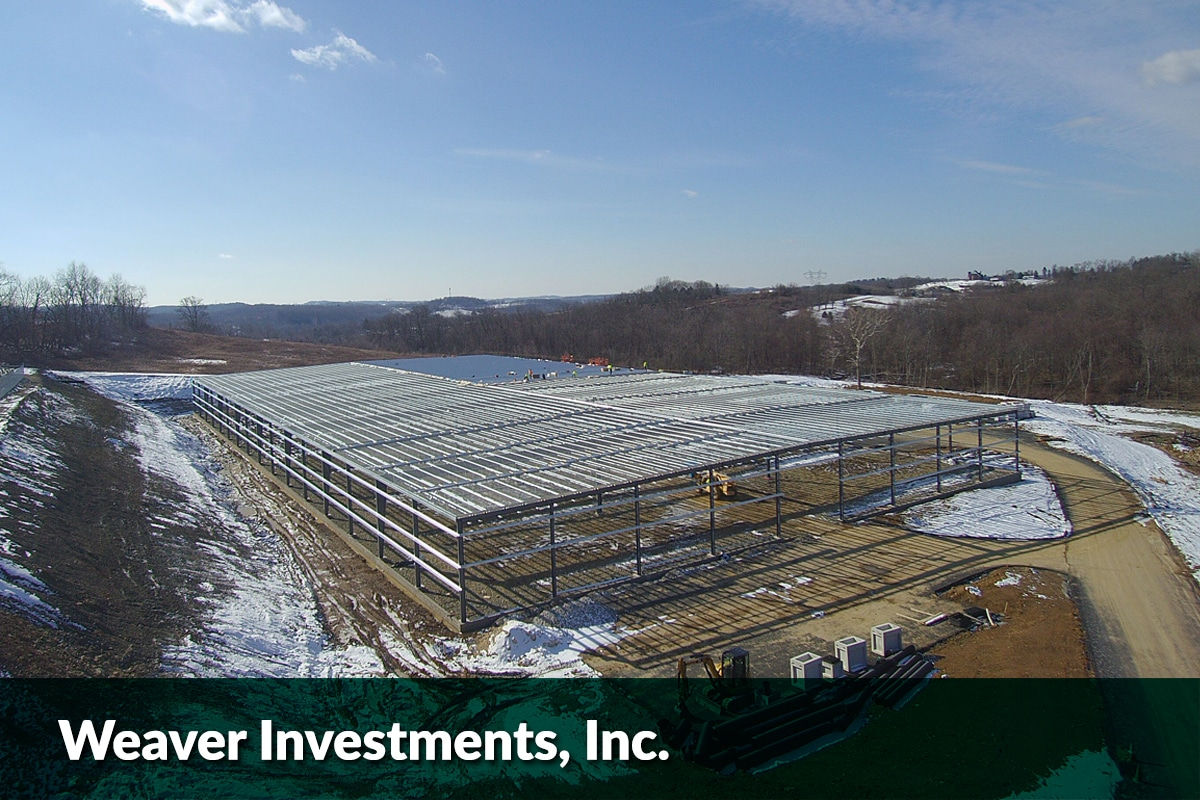 Weaver Investments Inc - Guardian Construction Project